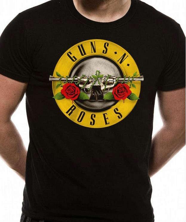 Women S Guns N Roses T Shirt